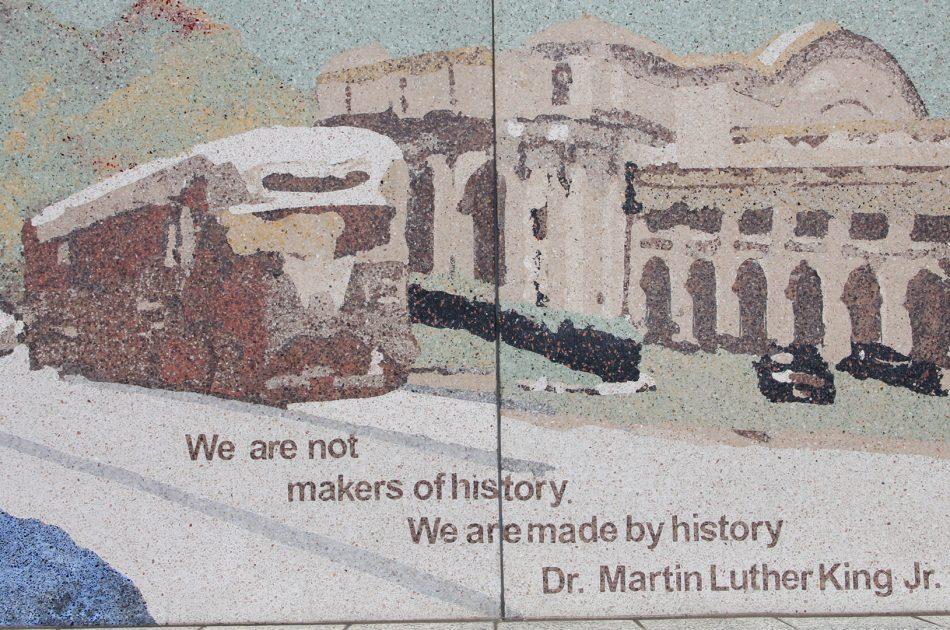 Cornerstone of History