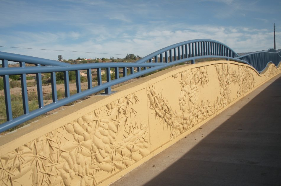 La Cholla Boulevard Bridge