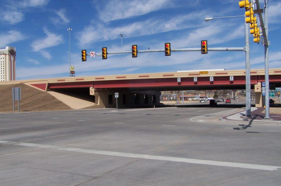 193rd Street & I-44 / US-412 Interchange Bridge