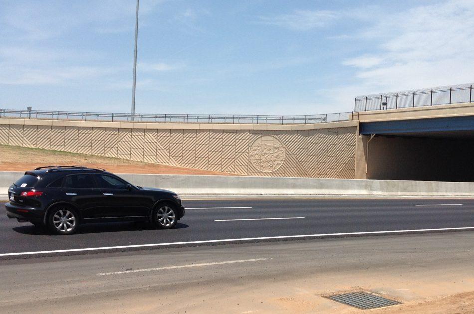Main Street Highway Walls