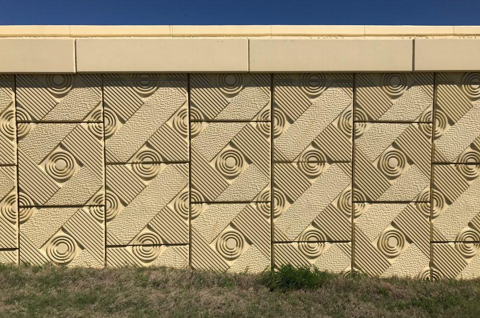 Winstar Boulevard Highway Walls