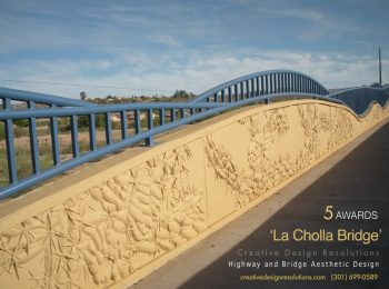 La Cholla road project receives PAG's Timothy M. Ahrens award