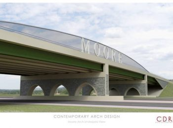 Moore committee considers bridge designs