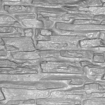 Irregular Dry Stack Stone